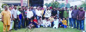 Dussehra celebrated with great pomp in Sita Ram Park of Shiv Nagar, Sodal